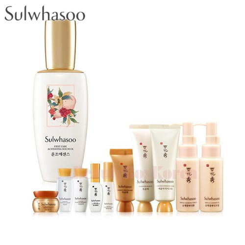 SULWHASOO First Care Activating Serum Set [Peach Blossom Spring Utopia Limited Edition]